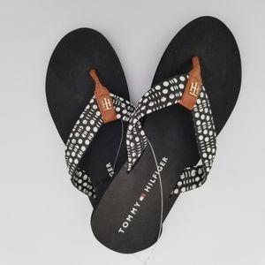 TOMMY HILFIGER Circle Flip Flop Sandal
